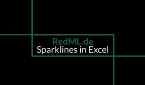 E-Learning-Etüde: Sparklines in Excel